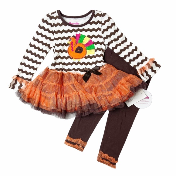 NWT Nannette thanksgiving outfit